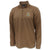 Navy Under Armour Tactical 1/2 Zip (Coyote Brown)