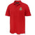 Navy Under Armour Tac Performance Polo (Red)