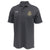 Navy Under Armour Tactical Team Polo (Graphite)