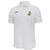 Navy Under Armour Tac Performance Team Polo (White)