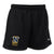 Navy Champion Ladies Lax Logo Mesh Short