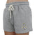 Navy Ladies Anchor Logo Rally Short