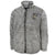 Navy Men's Full Zip Sherpa Jacket (Frosty Grey)
