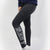 Navy Ladies Love 'Em Longer Leggings (Charcoal)