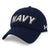Navy Under Armour Baseline Woven Adjustable Hat (Navy)