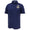 Navy Under Armour Charged Cotton Stripe Polo (Navy)