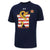 Navy Under Armour Jack Flag T-Shirt (Navy)