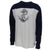Navy Under Armour Gameday Off Grid Waffle Crew (Heather/Navy)