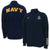 Navy Under Armour Gameday Triad Jacket (Navy)