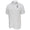 Navy Under Armour Sideline Elevated Polo (White)