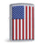 AMERICAN FLAG CHROME COLOR ZIPPO LIGHTER 2