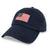 ARMED FORCES GEAR AMERICAN FLAG HAT (NAVY) 2