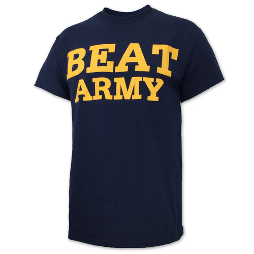 BEAT ARMY T (NAVY/GOLD) 4