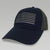 FLAG LO PRO SNAPBACK TRUCKER HAT (NAVY)