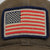FOLDS OF HONOR USA FLAG OLD FAVORITE HAT (GREY)