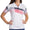 LADIES AMERICAN CLASSIC POLO (WHITE) 1