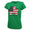 LADIES SHAMROCK USA FLAG T-SHIRT (GREEN) 5