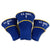 NAVY 3PK HEADCOVERS