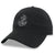 NAVY ANCHOR COOL FIT PERFORMANCE HAT (DARK GREY) 2