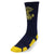 NAVY ANCHOR CREW SOCKS (NAVY) 2