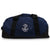 NAVY ANCHOR DOME DUFFEL BAG (NAVY) 3