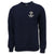 NAVY ANCHOR LOGO CREWNECK (NAVY)