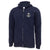 NAVY ANCHOR LOGO FULL ZIP (NAVY)