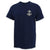 Navy Anchor Logo T-Shirt (Navy
