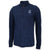 NAVY ANCHOR UNDER ARMOUR VANISH SEAMLESS 1/4 ZIP (NAVY) 1