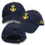 NAVY ANCHOR VETERAN HAT (NAVY) 7