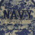 NAVY ANCHORS AWEIGH OLD FAVORITE TRUCKER HAT (NAVY DIGI CAMO)