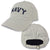 NAVY ARCH LOW PRO HAT (STONE) 2