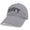 NAVY ARCH LOW PROFILE HAT (SILVER) 2