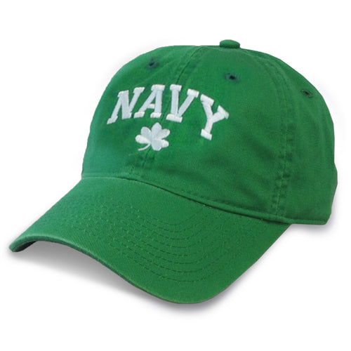 NAVY ARCH SHAMROCK HAT 1