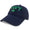NAVY ARCH SHAMROCK HAT (NAVY) 3