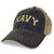 NAVY ARCH TRUCKER HAT 3