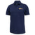 NAVY ARCH UNDER ARMOUR PERFORMANCE POLO (NAVY) 1