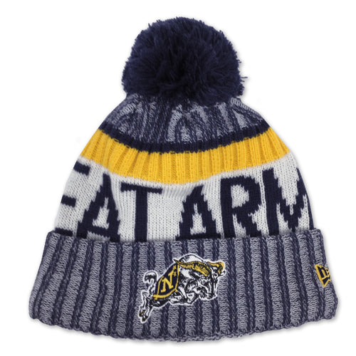 NAVY BEAT ARMY KNIT (NAVY) 3