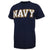 NAVY BOLD CORE T-SHIRT (NAVY) 3