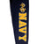 NAVY CHAMPION FLEECE BANDED SWEATPANTS (NAVY) 1