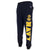 NAVY CHAMPION FLEECE BANDED SWEATPANTS (NAVY) 2