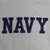 NAVY CORE T-SHIRT (GREY) 1