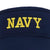 NAVY COOL FIT PERFORMANCE VISOR (NAVY) 1