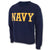 NAVY CORE CREWNECK 4