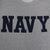 NAVY CORE CREWNECK (GREY) 2