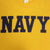 NAVY CORE T-SHIRT (GOLD) 2