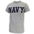 NAVY CORE T-SHIRT (GREY) 3