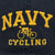 NAVY CYCLING HAT (NAVY) 1