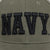 NAVY DELUXE LOW PROFILE HAT (OD GREEN)
