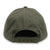 NAVY DELUXE LOW PROFILE HAT (OD GREEN) 1